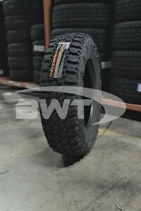 1 New Thunderer Trac Grip M T Mud Tire 2457517 245 75 17 24575r17