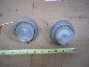 1949 Dodge Pickup Backup Lights Lamp Lens Vintage Ford Chevy 102612 Rat Rod F