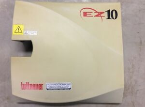 Tuttnauer Sterilizer Oem Autoclave Door Cover Ez10k Lpol065 0012 without Label