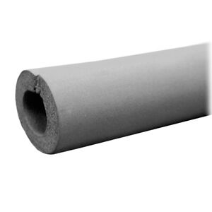 4 1 8 Od Seamless Rubber Pipe Insulation 1 2 Wall Thickness partno I61418 Jon