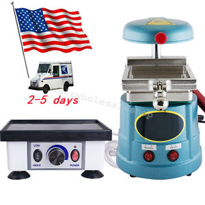 Usa Dental Lab Vacuum Forming Molding vibrator Model Oscillator Equipment Fda