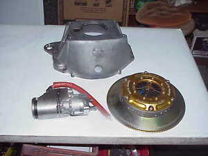 Nice Quartermaster Triple Disc Clutch Bellhousing Starter Flywheel Dodge R5 P7