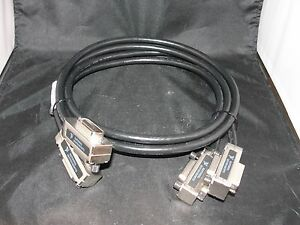 National Instruments 763507b 02 Type X2 Gpib 2 M Lot Of 2