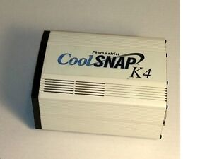 Roper Photometrics Coolsnap K4 Cooled Ccd Camera Microscopy Scientific Imaging