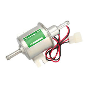 Electric Fuel Pump Low Pressure Bolt Fixing Wire Diesel Petrol 12v Hep 02a Gm