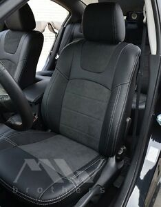 Seat Cover Premium Leather Interior Personal Style For Mazda 3 1st 2003 2009