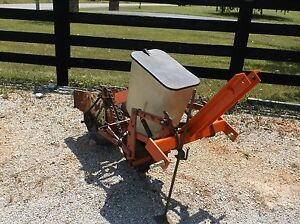 Used 1 Row Allis Chalmers Corn Planter free 1000 Mile Truck Freight Shipping