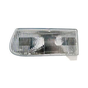 Fits 1995 2001 Ford Explorer 1997 Mercury Mountaineer Left Headlight Assembly Lh