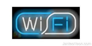 Wi Fi Real Neon Sign Coffee Shop Restaurant Bar Beer Jantec Free Shipping