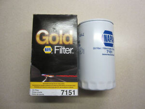 7151 Napa Gold Oil Filter 57151 Wix Case Of 6