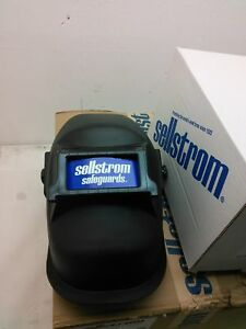 4 Nib 29301 Sellstrom Welding Helmet Super Slim One Case Of 4