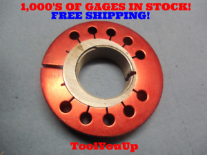 1 5084 14 Ns 3 Thread Ring Gage No Go Only P d 1 4558 Tooling Inspection