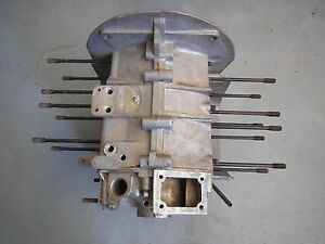 Porsche 356 S 90 Engine Case Matching Numbers P 801870 type 616 7t 5 fl