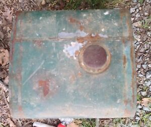 Oliver 77 Tractor Good Original Gas Tank With Cap Extra Clean Inside