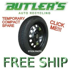06 07 08 09 10 11 Civic Wheel 15 Oem Factory Compact Spare Donut Rim Tire