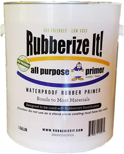 Dura rubber Liquid Rubber Waterproof Rubber Primer 1 Gallon