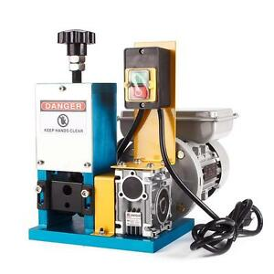 Portable Powered Electric Wire Stripping Metal Tool Scrap Cable Stripper Machine