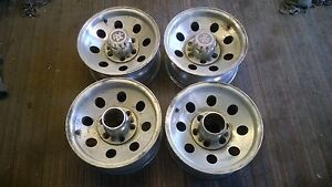 American Racing Ar 172 Baja Eagle 058 Style Wheels 15x7 6 Lug Chevy Trailer Rims