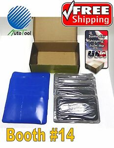 Dual Cure Square Booth Radial Tire Repair Patch 5 1 8 X 3 1 4 Box Of 10 Taitec