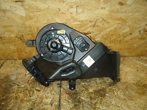 2005 Cadillac Srx Rear A c Heater Core Housing Box 15254576
