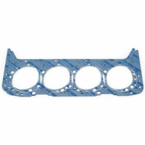 Edelbrock 7310 Head Gaskets 4 125 For 1958 86 S B Chevy 302 327 350