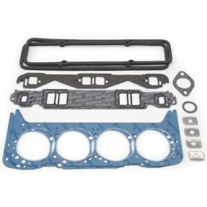 Edelbrock 7361 Head Gaskets Set For 1958 86 S B Chevy 302 350