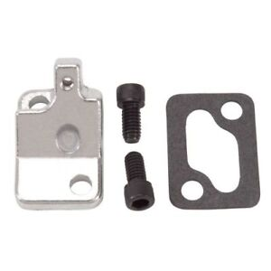 Edelbrock 8901 Choke Adapter For 2101 2104 3701 Small Block Chevy
