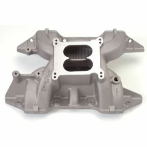 Edelbrock 7186 Performer Rpm 383 Intake Manifold For B b Chrysler 361 400 V8