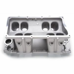 Edelbrock 70855 Victor Tunnel Ram Intake Manifold Base For Efi Applications