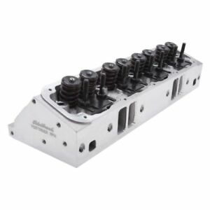Edelbrock 61775 Performer Rpm Cylinder Head For Chrysler Magnum 5 2l