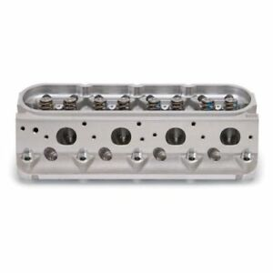 Edelbrock 79949 E Cnc 215 Gen 3 4 Cylinder Head Satin For Chevy Ls1 Ls2