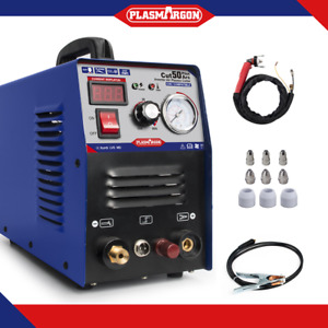 Plasma Cutter Pilot Arc 50a 110 220v 1 2 Clean Plasma Cutters Consumables Hot