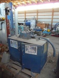 Mikropul Acm 5 Stainless Steel Pulverizer Mill