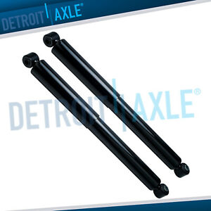 Nissan Titan Shock Absorbers Assembly Fits Both Rear Left Right Side 2wd