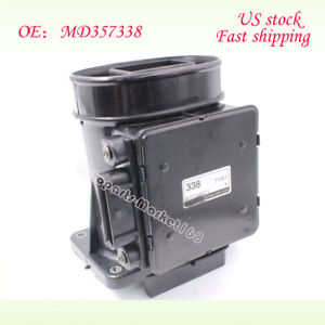 Md357338 Mass Air Flow Meter Maf Sensor Fit Mitsubishi Eclipse Galant Montero