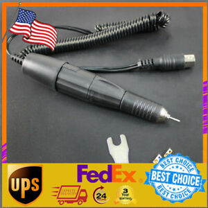 New Dental Electric Micromotor Motor Polishing Handpiece 35k Rpm Lab Tool Usa