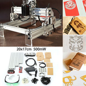 500mw Desktop Laser Cutting engraving Machine Diy Logo Picture Marking Printer