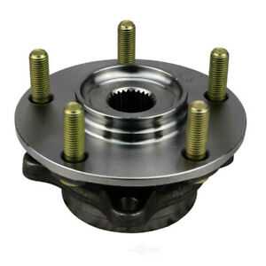 Wheel Bearing And Hub Assembly Awd Front Crs Automotive Parts Nt513133