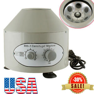 4000r min Electric Centrifuge Industry Machine Lab Medical Practice 20 Ml X6 Fda