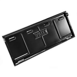 Tailgate Omix Dmc 663188 Fits 46 58 Jeep Willys