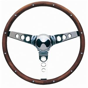 Grant 201 Classic Wood Steering Wheel