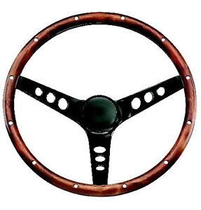 Grant 313 Classic Wood Steering Wheel