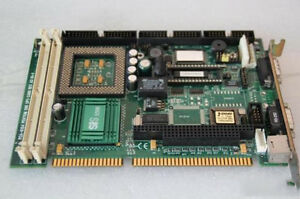 1pc Advantech Industrial Motherboard Pca 6154 Rev a3