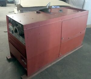 Nice Lincoln Weldanpower 250 Amp Ac Dc 7k Diesel Welder Genera Only 50 Hours