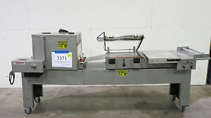 Sergeant L sealer 1620 t b And E924 16 Shrink Wrap System