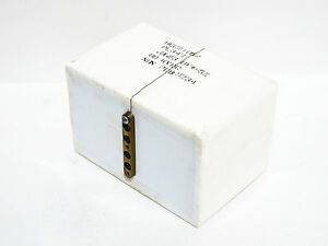 High Energy Corp High Voltage Capacitor Pl343 0023uf 80kvdc Non Pcb