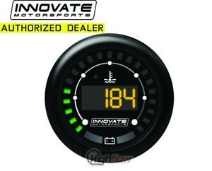 Genuine Innovate 3853 Mtx Digital Water Temperature Battery Gauge Kit