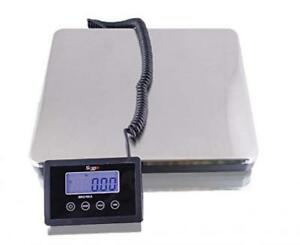 Saga 360 Lb X 0 2 S Digital Postal Scale For Shipping Weight Postage W ac 160 Kg
