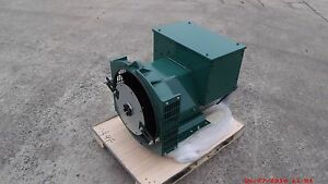 Generator Alternator Head 184f 25 6kw 1phase Sae 3 11 5 120 240 V New Old Stock