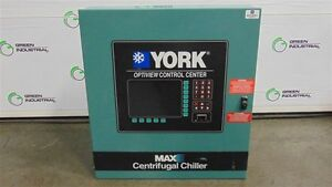 Used York 371 02264 101 Optiview Maxe Centrifugal Chiller Control Assembly